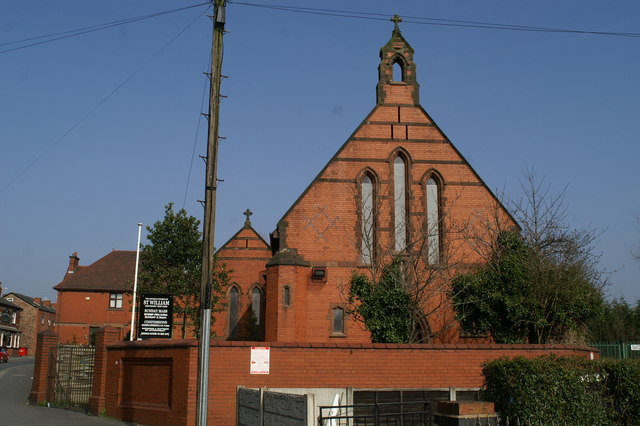 St William's RC Church, Ince Green Lane, Higher Ince