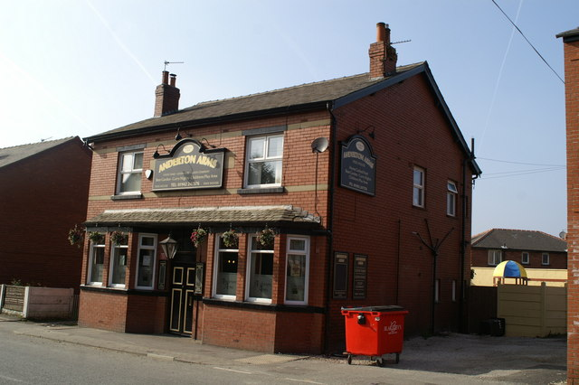 The Anderton Arms, Ince Green Lane