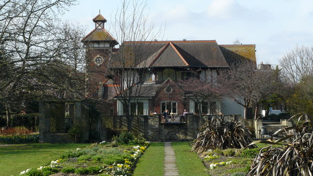 The Grange, Beddington Park