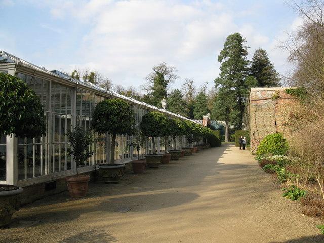 Conservatory, Cliveden