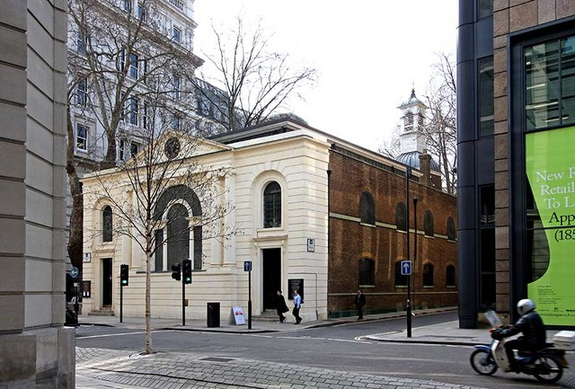 St Botolph without Aldersgate, London EC1