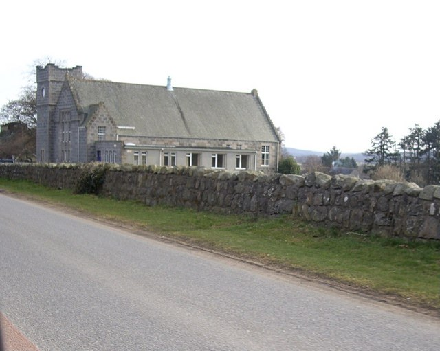 Learney Hall, Torphins