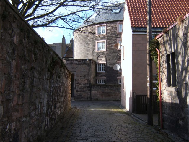 Oil Mill Lane, Berwick