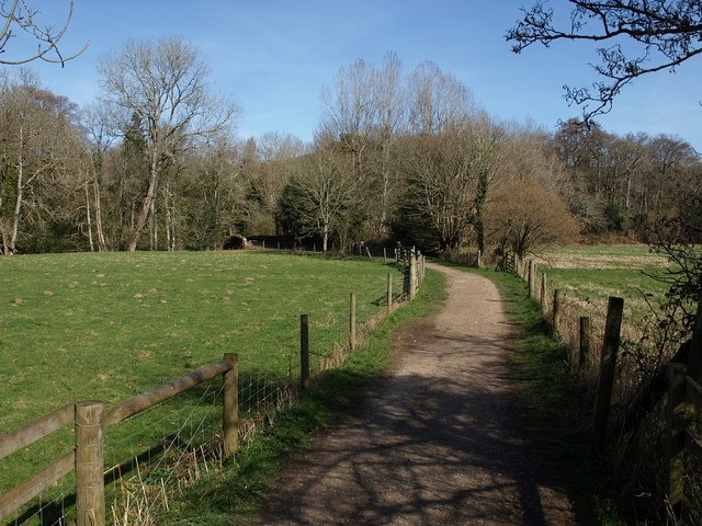 Path, Parke