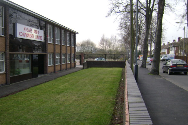Montague Road, Warwick