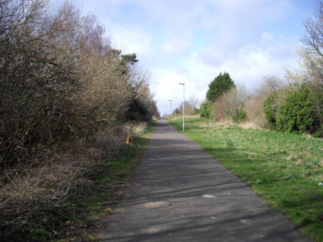 Blackhall Path