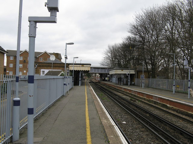 Ladywell station