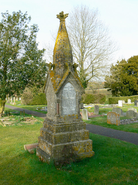 Hanks family tomb, Brinkworth cemetery