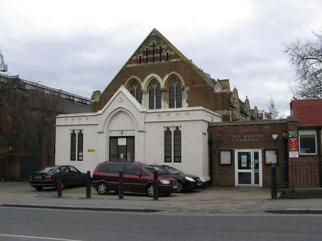 St. Mary's Centre, Ladywell Road, Lewisham