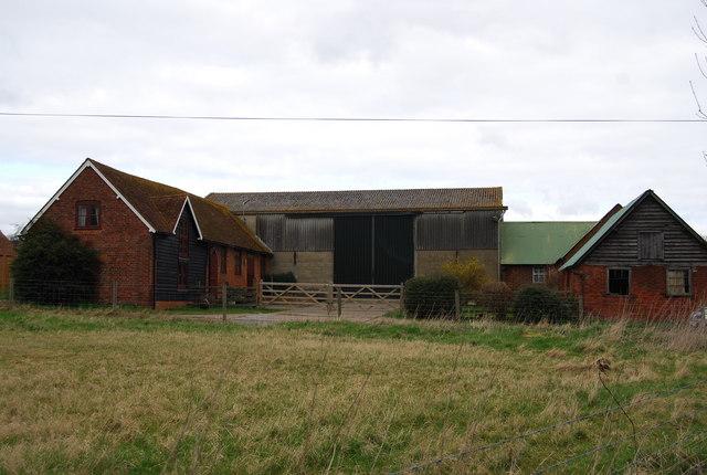 Denstroude Farm, Denstroude Lane