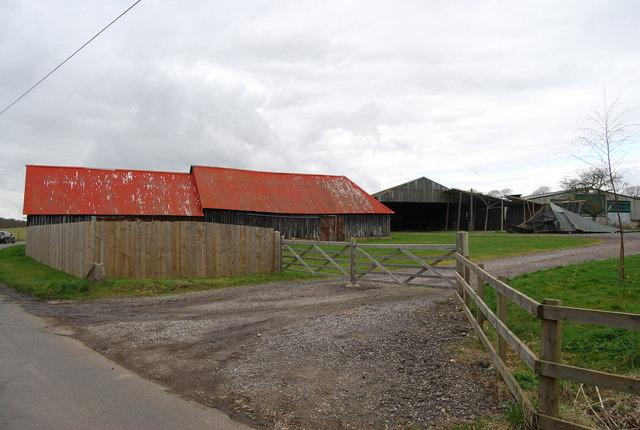 Denstroude Farm, Denstroude Lane (2)