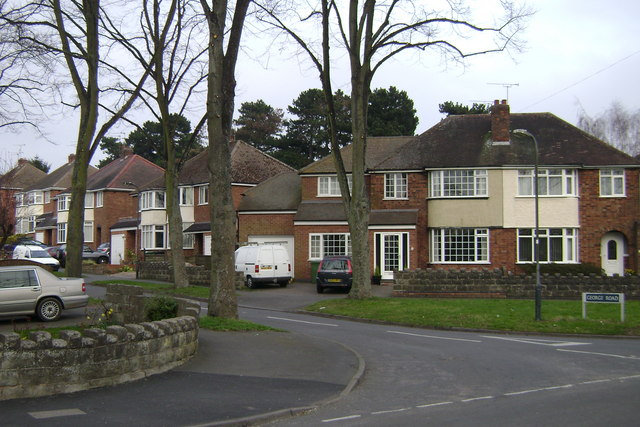 George Road, Warwick