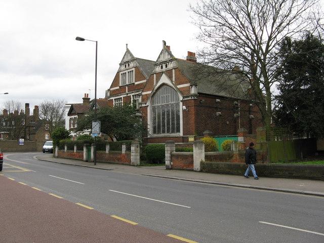 Coroner's Court, Ladywell Road, Lewisham