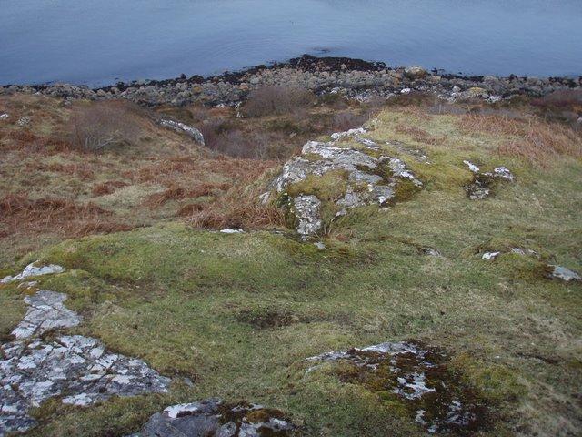 Loch Ewe shoreline