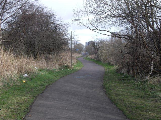 The Telford Path