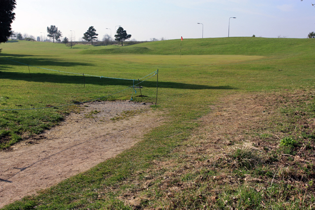 Ganstead Park Golf Course