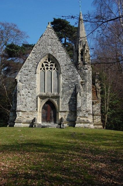 Church, Thorndon Park