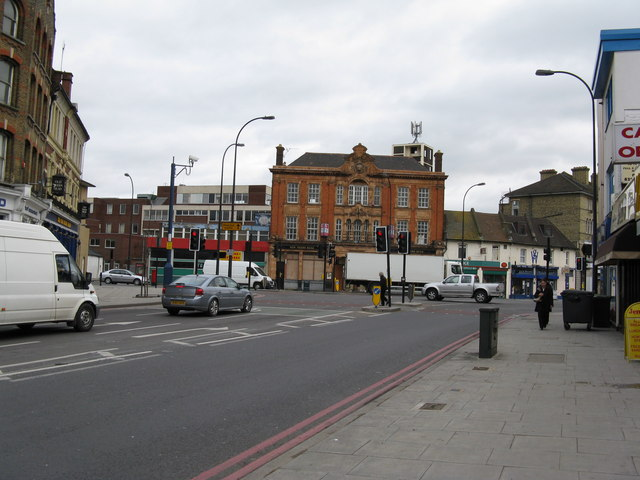 Lee Green, from Lee High Road
