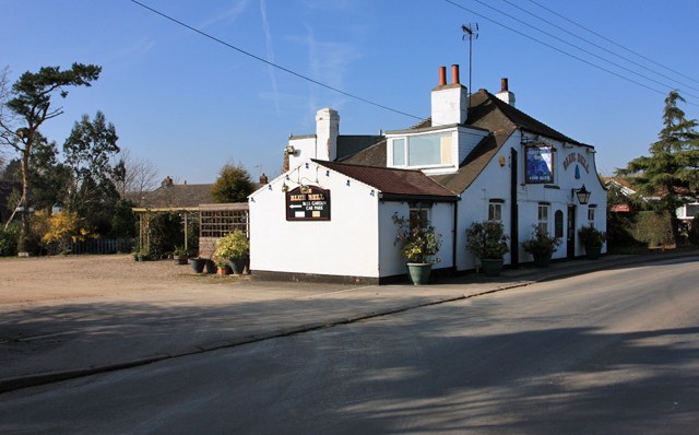 The Blue Bell, Old Ellerby
