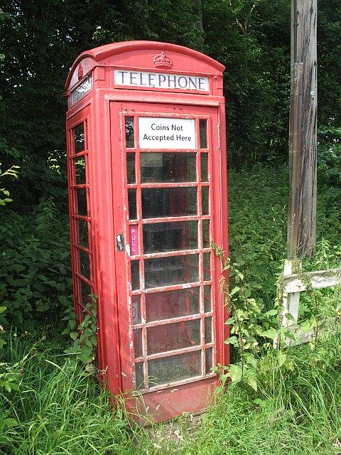 'Phone box, Kirkton Manor