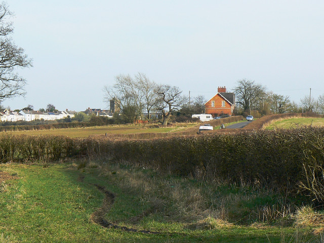 Whitehill Lane, near Wootton Bassett