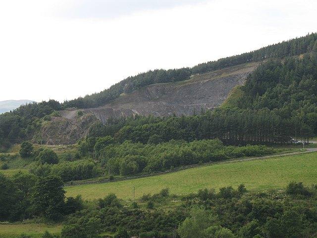 Edston Quarry