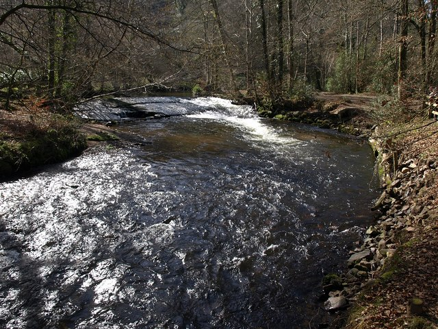 Weir, River Bovey