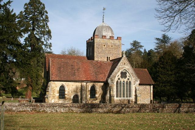St. Peter and St. Paul Church, Albury, Surrey