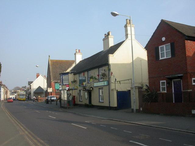 Purewell, The Salisbury Arms