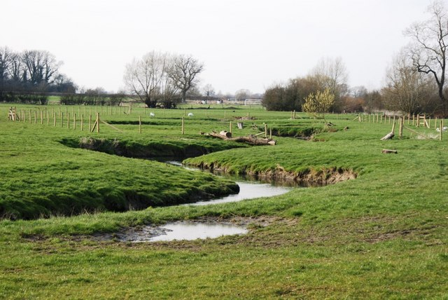 River restoration of the River Cole