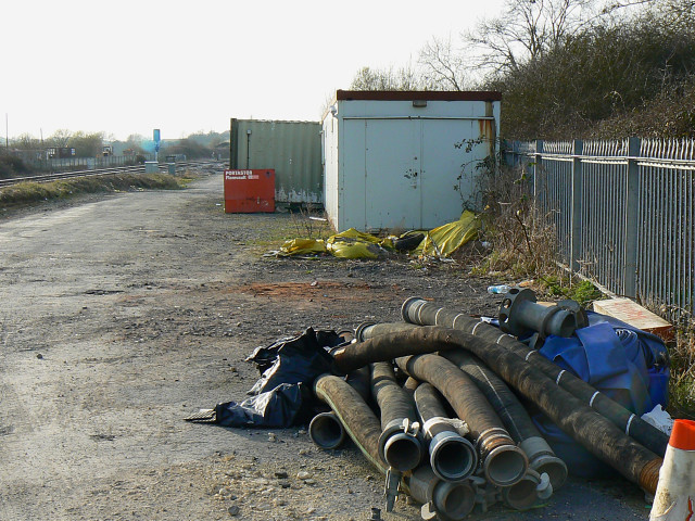 Site of Wootton Bassett railway station