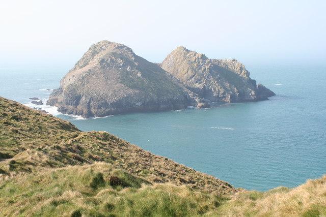 Carter's or Gull Rocks