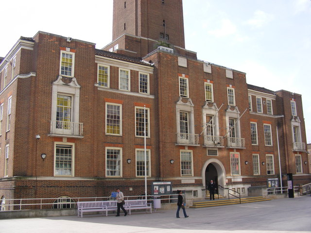 Barking Town Hall