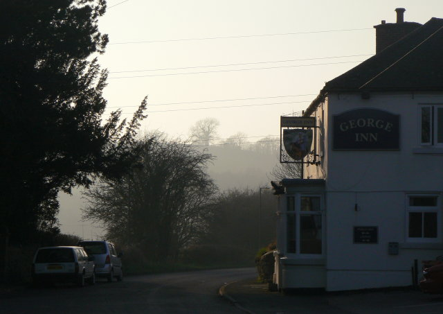 The George Inn, Lower Hartshay