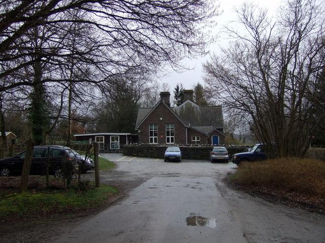 Cwmdu school