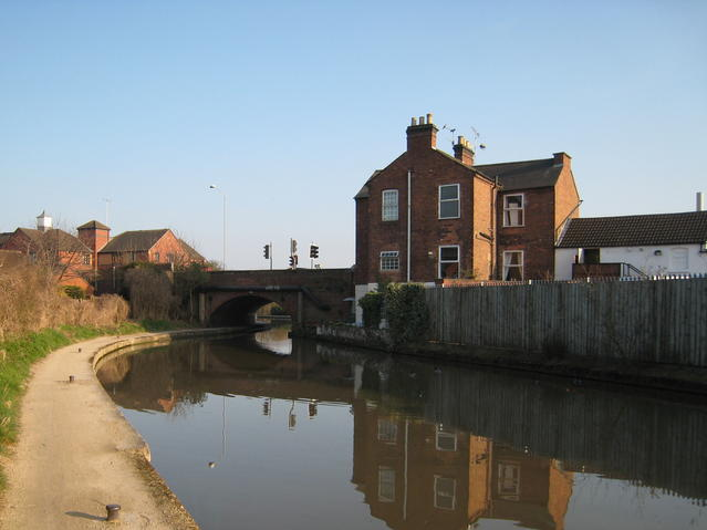Emscote Road Bridge