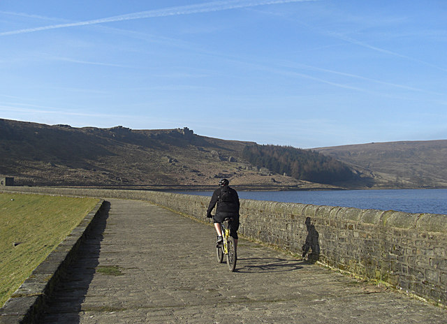 Pennine Bridleway, Widdop Reservoir