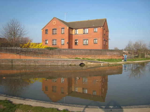Site of Emscote Mill
