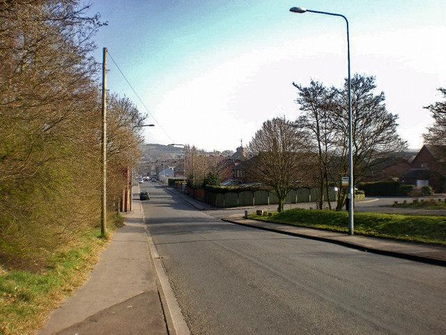 Harvey Street, Oswaldtwistle