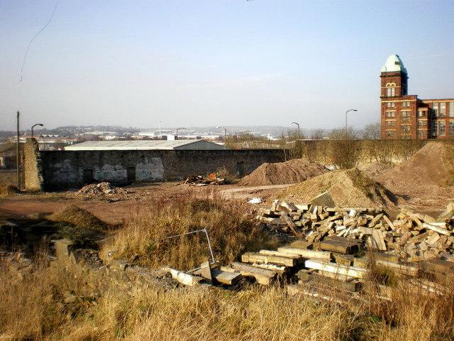 What was Gorse Bridge Mill