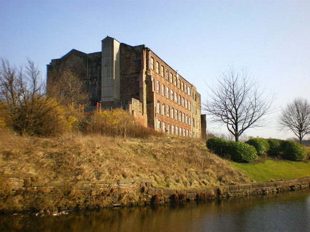 Bank Field Mills