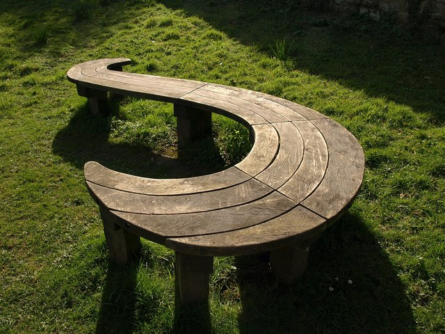 Curvy seat, Parke