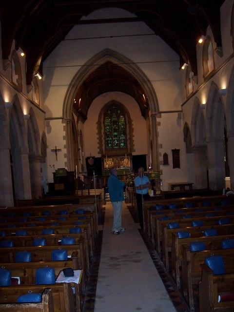 St.Marys Church, Princes Risborough.