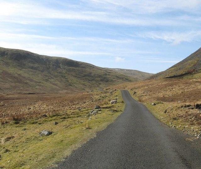 On the way to Talla