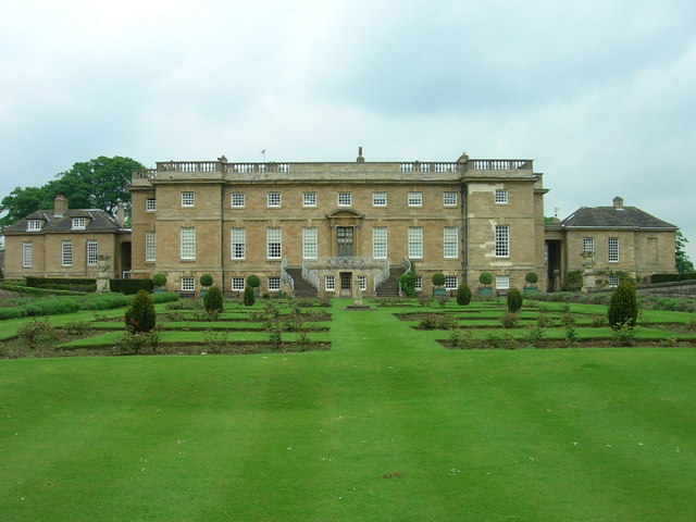 Rear of Bramham Park