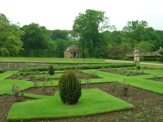 Bramham Park Formal Gardens