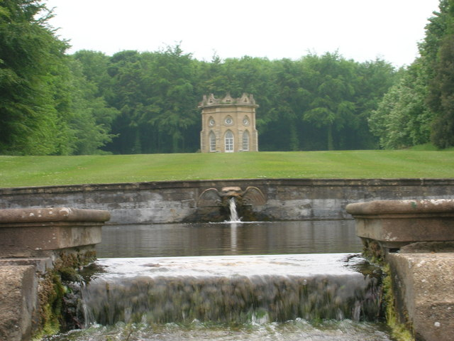 Ornamental Lake, Bramham Park