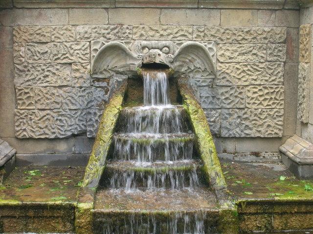 Waterfall, Bramham Park