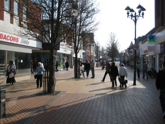 Grays Town Centre