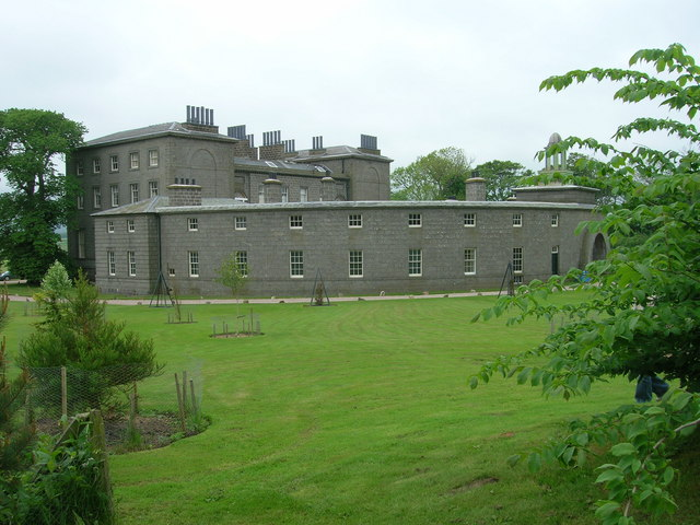 Cairness House Gardens